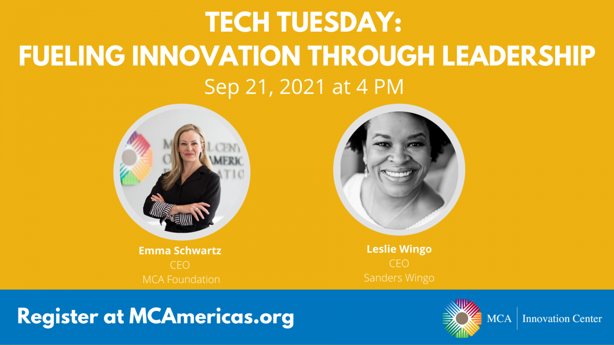 Tech Tuesday: Fueling Innovation Through Leadership