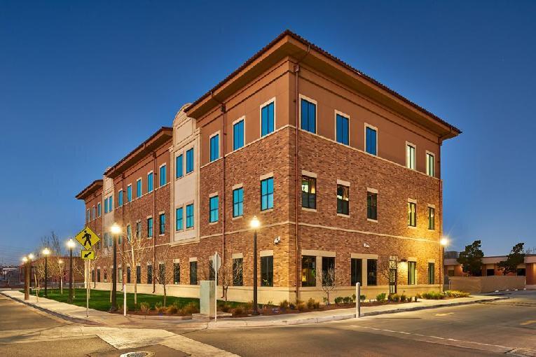 TTUHSC El Paso Gayle Greve Hunt School of Nursing