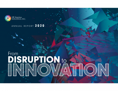 The MCA Releases its 2020 Annual Report, From Disruption to Innovation