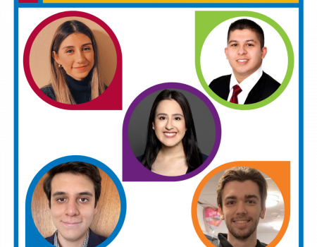 MCA Would Like to Thank Our Summer Interns and Fellow for Their Hard Work and Dedication