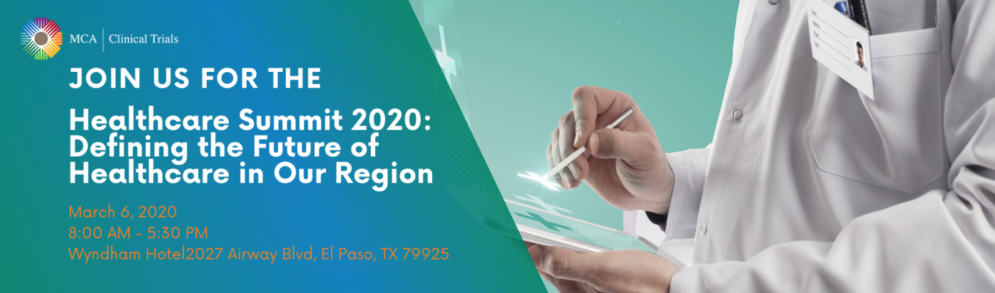 Healthcare Summit to Define the Future of Healthcare in the El Paso/Juarez Region